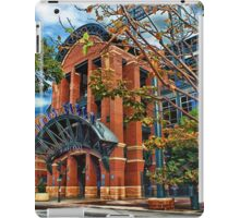 Coors Field - Home of the Colorado Rockies iPad Case/Skin