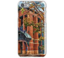 Coors Field - Home of the Colorado Rockies iPhone Case/Skin