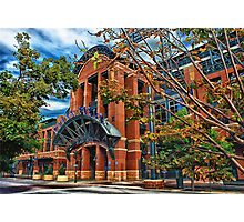 Coors Field - Home of the Colorado Rockies Photographic Print