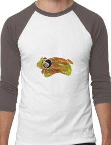 knitty sheep Men's Baseball ¾ T-Shirt