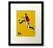E is for Eric Framed Print