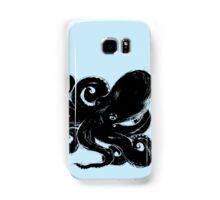Inktopus - Sumi Octopus Samsung Galaxy Case/Skin