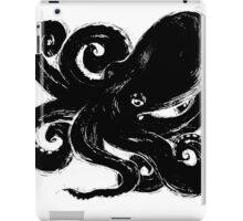 Inktopus - Sumi Octopus iPad Case/Skin