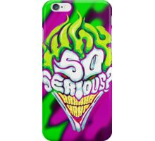 Batman - Joker Why So Serious iPhone Case/Skin