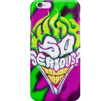 Batman - Joker Why So Serious iPhone Case/Skin