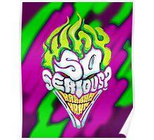Batman - Joker Why So Serious Poster