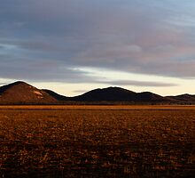 You Yangs Sunrise by Leanne Nelson