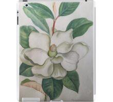 Southern Magnolia iPad Case/Skin