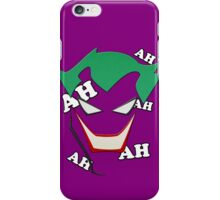 Batman - Joker AH AH AH iPhone Case/Skin