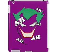 Batman - Joker AH AH AH iPad Case/Skin