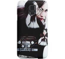 Once Upon A Time Cruella Samsung Galaxy Case/Skin