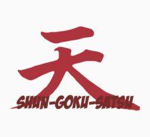 Gouki- Shun Goku Satsu Kanji One Piece - Short Sleeve