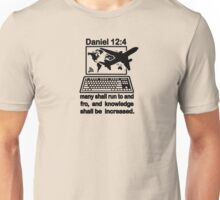 DANIEL 12:4  the Global Village Unisex T-Shirt
