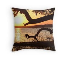 Thank you Lord for another beautiful day! Throw Pillow