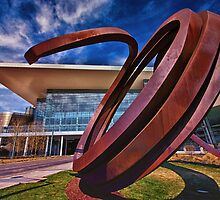 Colorado Convention Center by Brian Kerls  photography