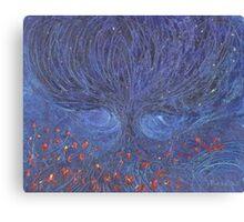 Self as Werewolf Canvas Print