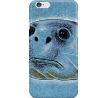 An Otter? A Wombat? A Groundhog? A Marmot? iPhone Case/Skin