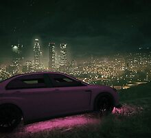 Welcome to Los Santos by R4veZer0