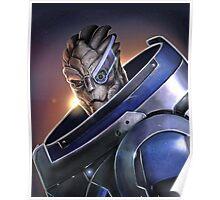 Mass Effect - Garrus Vakarian Portrait Poster