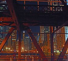 Chicago Lights by Brian Kerls  photography