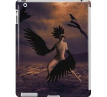 Ravens Dance iPad Case/Skin