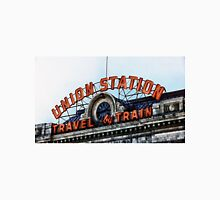 Union Station - Travel by Train Unisex T-Shirt