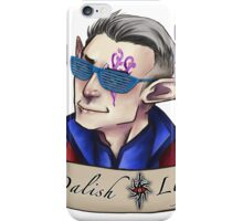 I Didn't Choose the Dalish Life... (With Glasses) iPhone Case/Skin