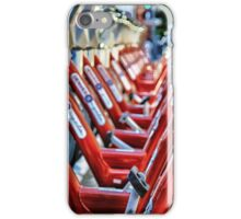 Denver B Cycles iPhone Case/Skin