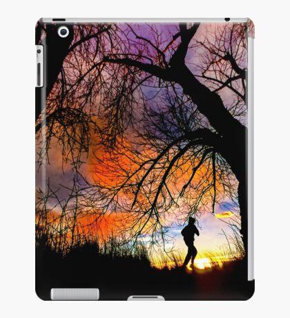 Connie's Sunrise Run iPad Case/Skin