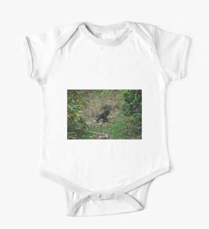 Baby Gorilla One Piece - Short Sleeve