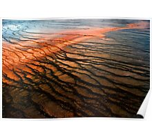 Grand Prismatic Abstract Poster