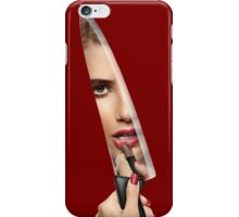 Scream Queens iPhone Case/Skin