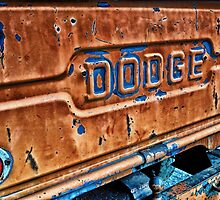 Vintage Dodge by Brian Kerls  photography