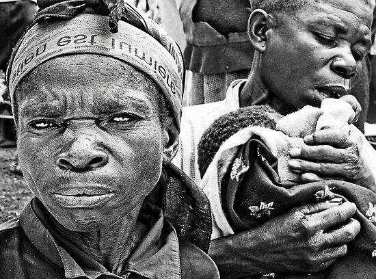 Pygmy Women by Melinda Kerr