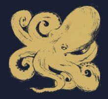 Inktopus 2 - Sumi Octopus Kids Clothes
