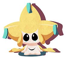jirachi. by scribblekisses