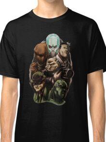 Asylum Villains   Classic T-Shirt