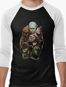 Asylum Villains   Men's Baseball ¾ T-Shirt