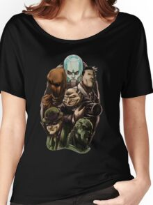 Asylum Villains   Women's Relaxed Fit T-Shirt