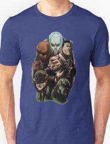 Asylum Villains   Unisex T-Shirt