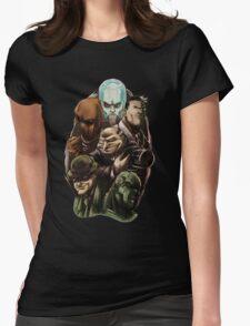 Asylum Villains   Womens Fitted T-Shirt