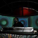DJ Alladin on Deck by kimwild