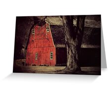In the spot light Greeting Card