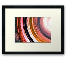 The Sun From Another Planet Framed Print