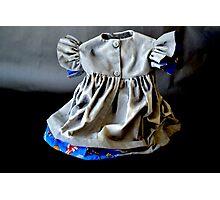 Dress-pression Photographic Print