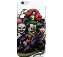 The Jokes on you iPhone Case/Skin
