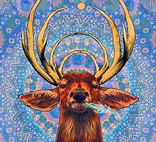 Dope Deer by Telic