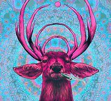 Dope Deer 2 by Telic