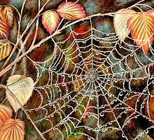 Spider Web by LaAmapolaRoja