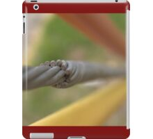 On The Wire iPad Case/Skin